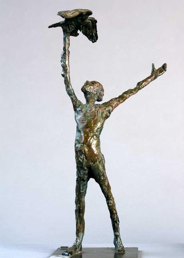 ENVOL N°3 - 2008 - bronze - ???