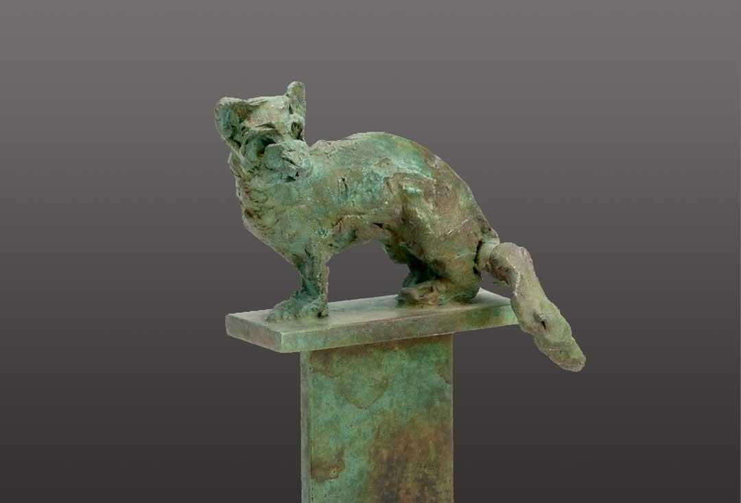 PETITS CARNASSIERS - LA MARTRE - 2011 - bronze