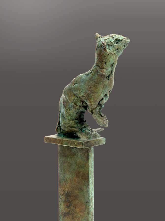 PETITS CARNASSIERS - LA BELETTE - 2011 - bronze